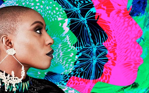 Laura Mvula Plays Rock City