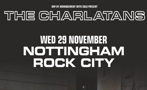 The Charlatans Live At Rock City