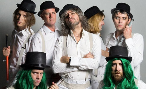 The Flaming Lips Live At Rock City