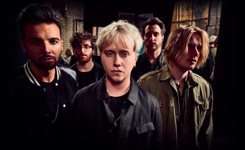 Nothing But Thieves Takeover Rock City!