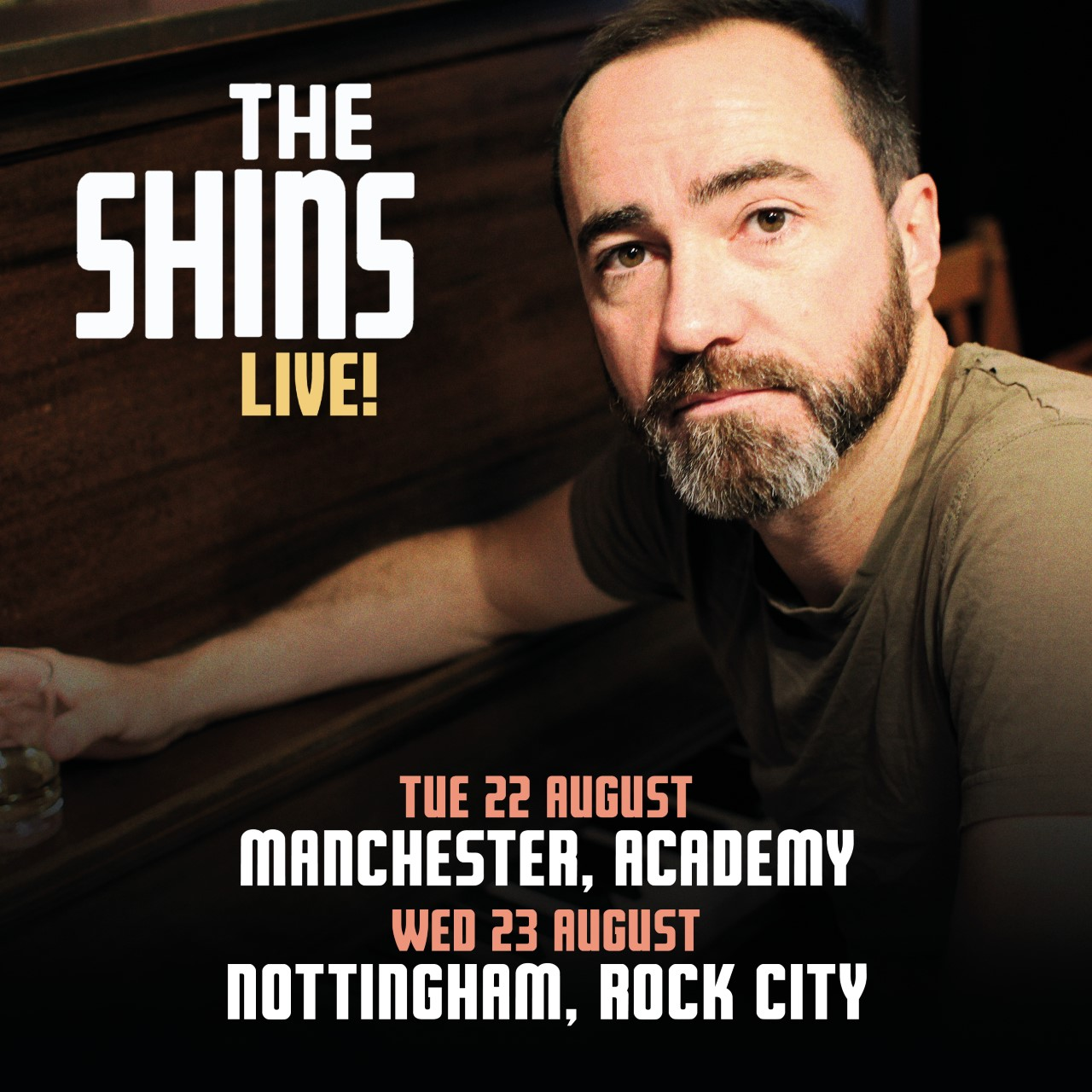 The Shins Live At Rock City
