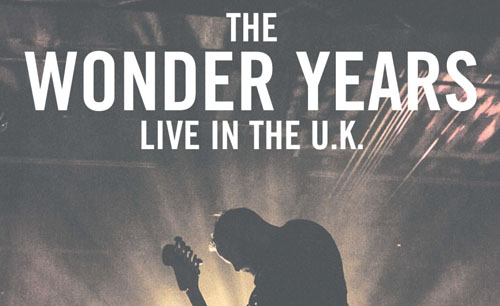 The Wonder Years Live At Rock City!
