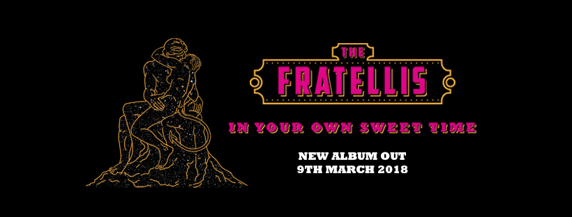 The Fratellis live at Rock City!