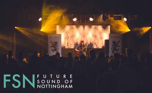 The Future Sound Of Nottingham returns to Rock City!