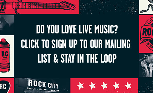 Click to sign up for our mailing list!