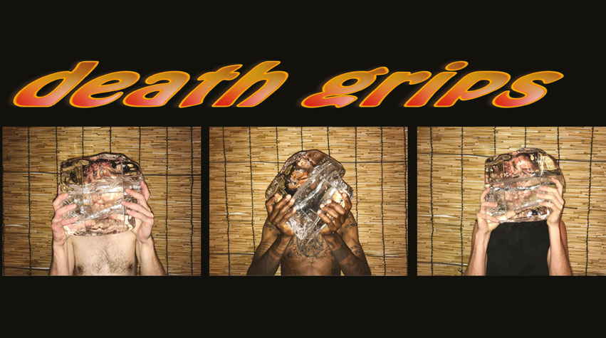 Death Grips at Rock City!
