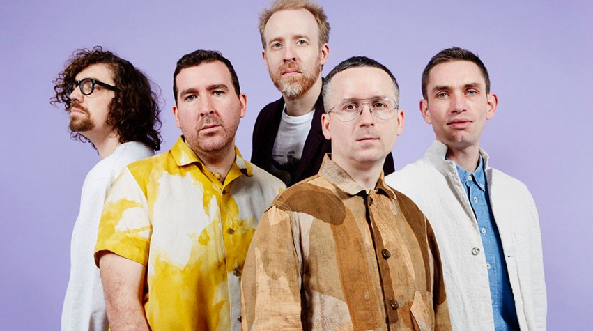 Hot Chip at Rock City!