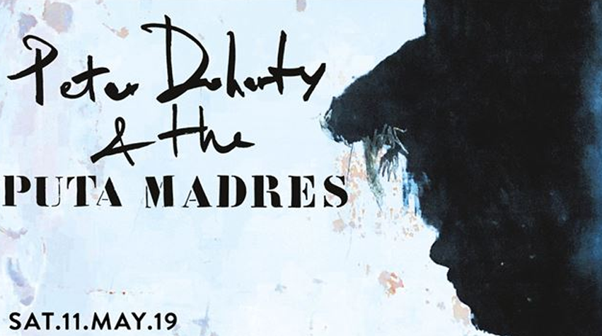 Peter Doherty & The Puta Madres at Rock City!