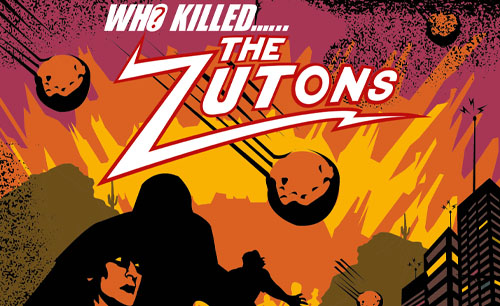 The Zutons live at Rock City!