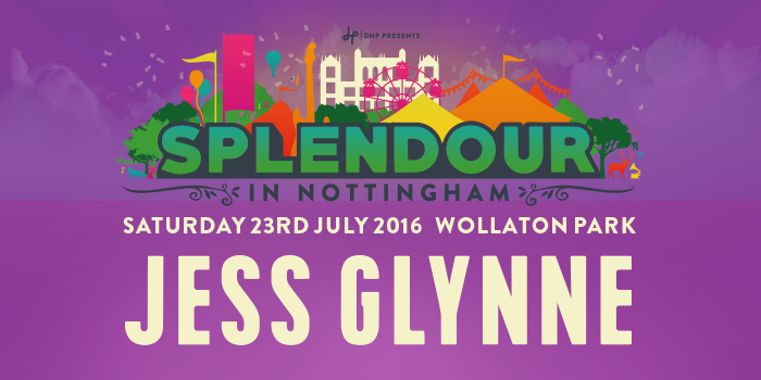 Splendour Festival with Jess Glynne!