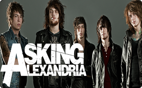 Asking Alexandria Live at Rock City