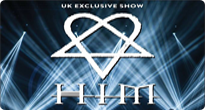 Celebrating 35 Years Of Rock City: HIM (Exclusive UK Show)