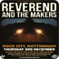 Celebrating 35 Years Of Rock City: Reverend And The Makers