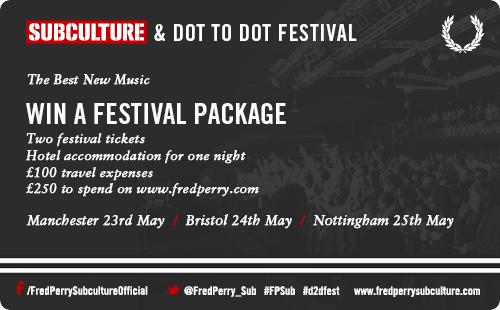 Dot To Dot, Fred Perry Competition 2014