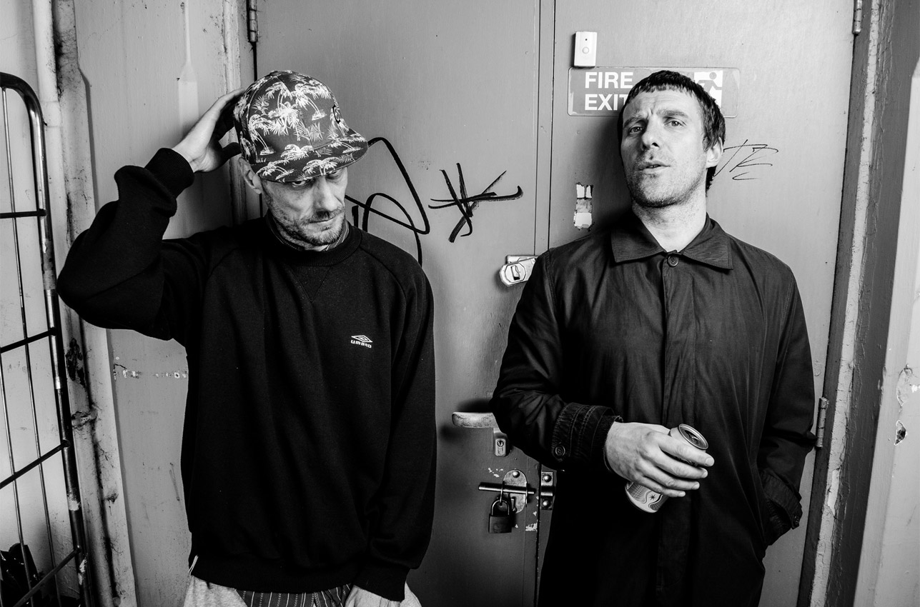 Sleaford Mods @ Rock City 3rd November