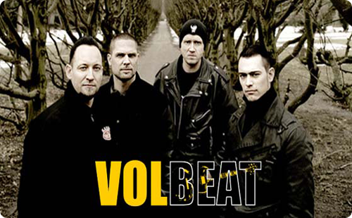 Volbeat Live @ Rock City