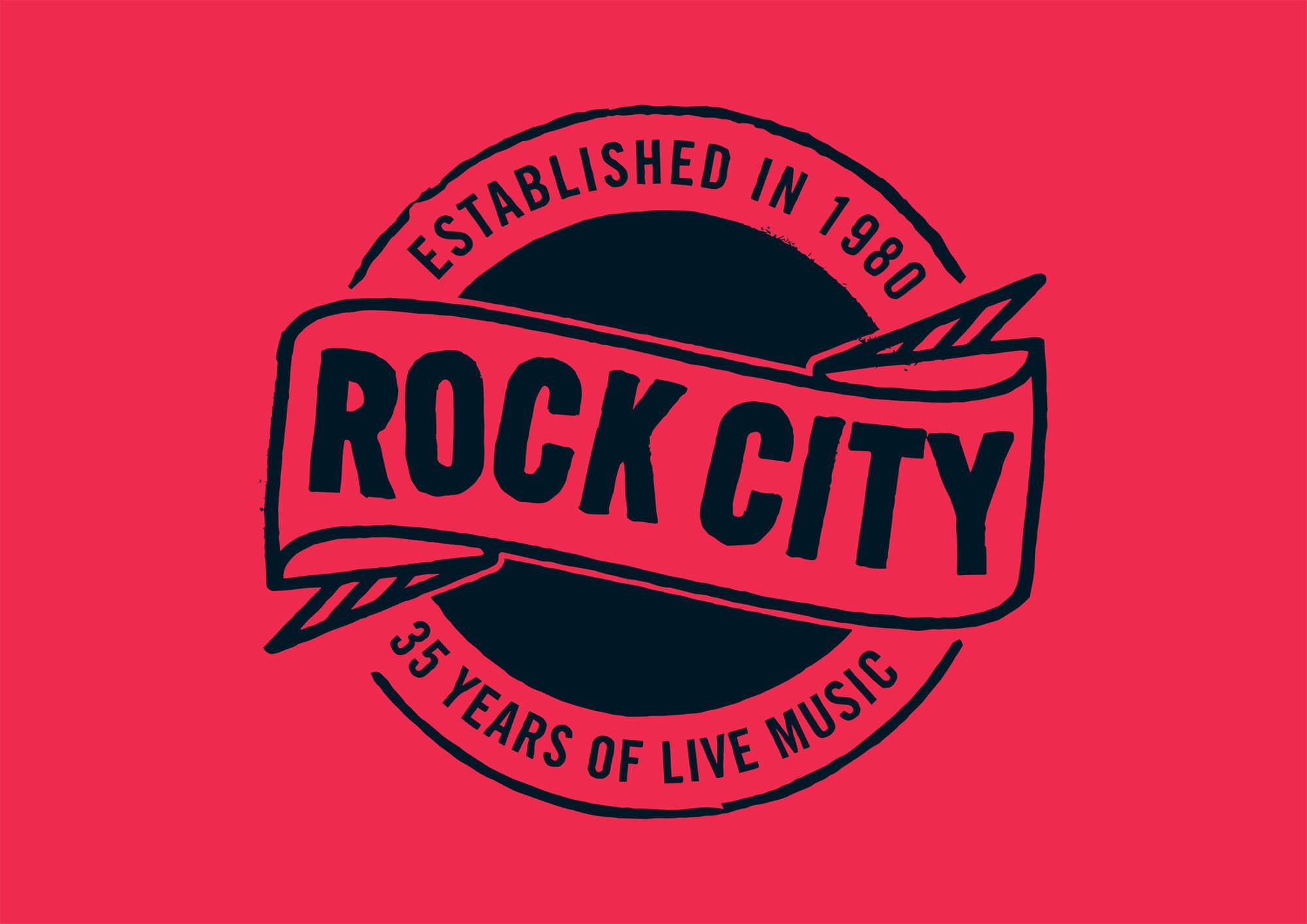 Rock City | Accessibility - Rock City Logo